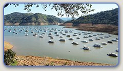 Golden Feather is one of the nicest mobile home parks near Lake Oroville, CA.