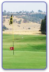 You'll love our Oroville area golf courses.